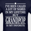 Grandpop - Men's T-Shirt