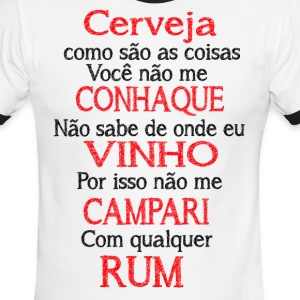 Brazilian T-shirt - Men's Ringer T-Shirt