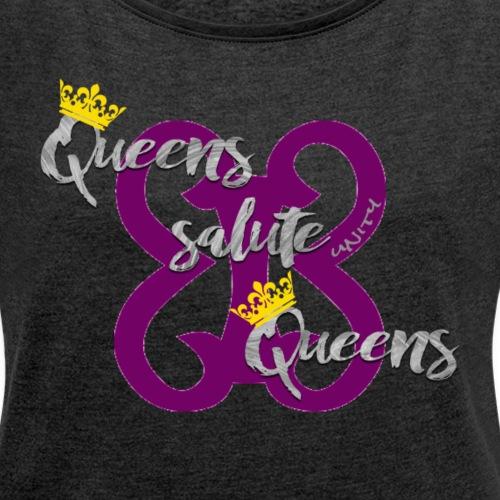 Queens Salute Silver