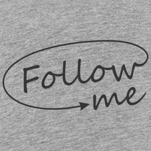 Follow Me - Kids' Premium T-Shirt