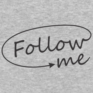 Follow Me - Baseball T-Shirt