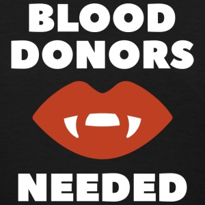 Blood Donors Needed - Women's T-Shirt