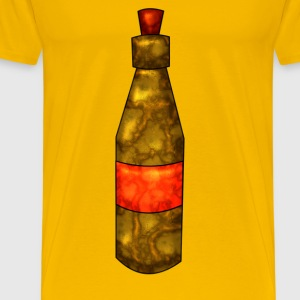 Bottle of ale - Men's Premium T-Shirt