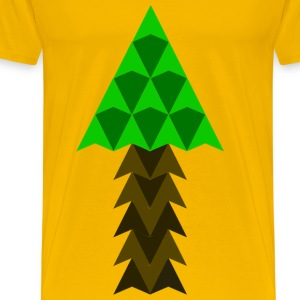 Arrow tree - Men's Premium T-Shirt