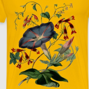 Flower Illustration 4 - Men's Premium T-Shirt