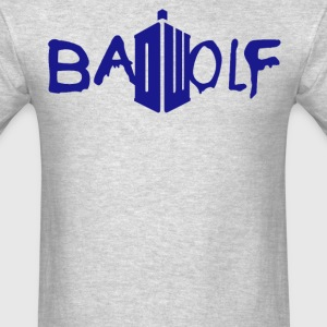 Bad Wolf  - Men's T-Shirt