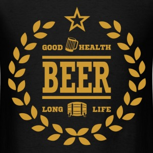 BEER FOR HEALTH13.png T-Shirts - Men's T-Shirt
