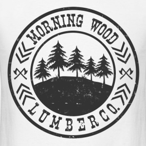 MORNIGN WOOD23.png T-Shirts - Men's T-Shirt