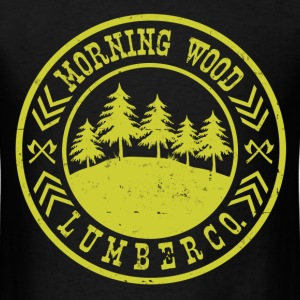 MORNIG WOOD1232.png T-Shirts - Men's T-Shirt
