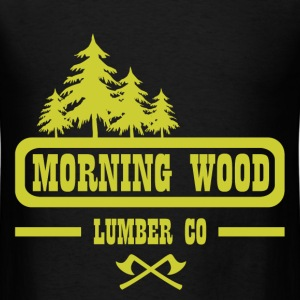 LUMBER CO 5686.png T-Shirts - Men's T-Shirt