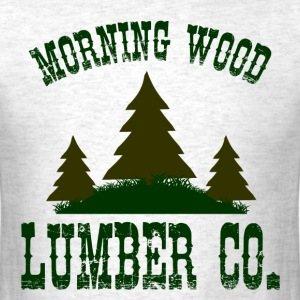 LUMBER CO.11.png T-Shirts - Men's T-Shirt