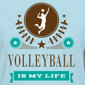 Volleyball Player Coach T-Shirts - Women's T-Shirt