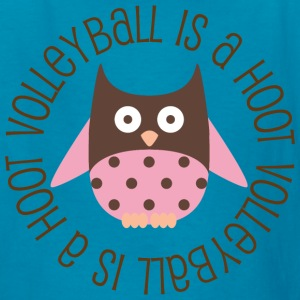 Volleyball Player Funny Kids' Shirts - Kids' T-Shirt