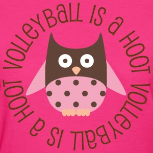 Volleyball Player Funny T-Shirts - Women's T-Shirt