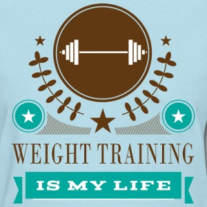 Weight Training Trainer T-Shirts - Women's T-Shirt
