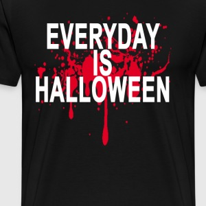everyday_is_halloween_ - Men's Premium T-Shirt