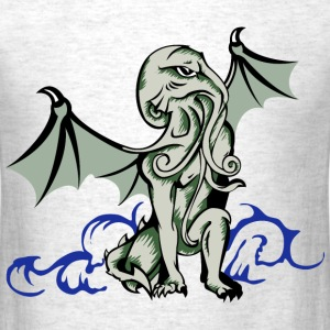 cthulhu hero T-Shirts - Men's T-Shirt