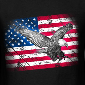 eagle america T-Shirts - Men's T-Shirt