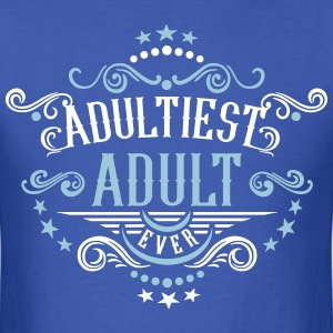 Adultiest Adult Ever 2C T-Shirts - Men's T-Shirt