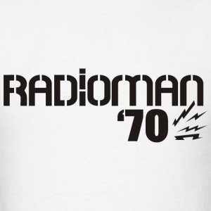 RadioMan'70  - Men's T-Shirt
