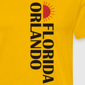 Orlando Florida - Men's Premium T-Shirt