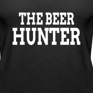 THE BEER HUNTER Tanks - Women's Premium Tank Top