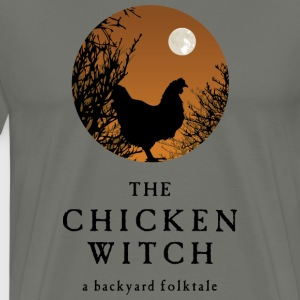 backyard folktale orange T-Shirts - Men's Premium T-Shirt