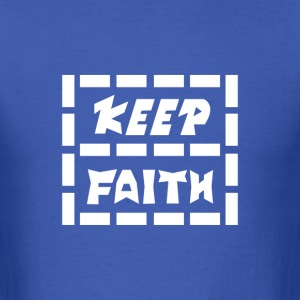Keep Faith T-Shirt - Men's T-Shirt