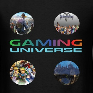 Gaming Universe T-Shirts - Men's T-Shirt