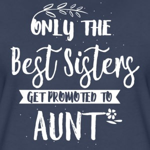 Promoted to aunt T-Shirts - Women's Premium T-Shirt