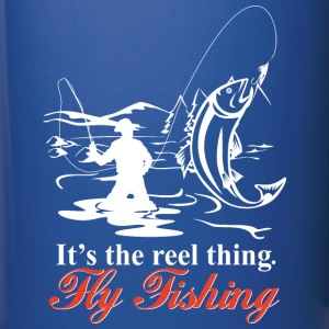 Fly Fishing Mugs & Drinkware - Full Color Mug