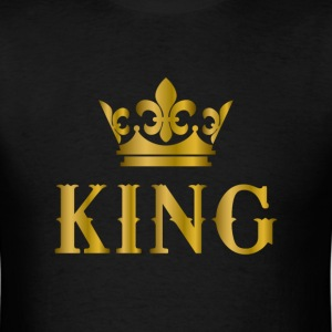 Kingly Attire - Men's T-Shirt