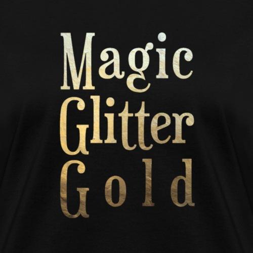 Magic Glitter Gold 1
