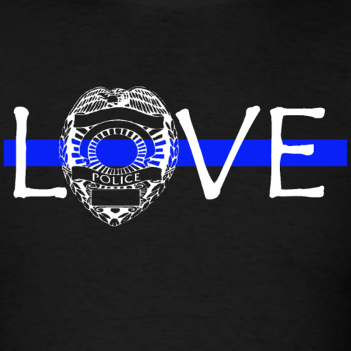 LOVE (Police Badge)