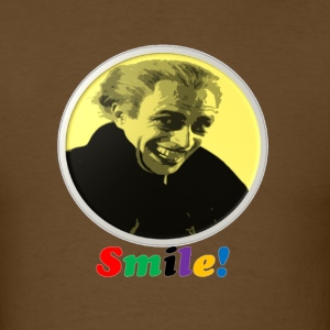 Smile #3 - Men's T-Shirt