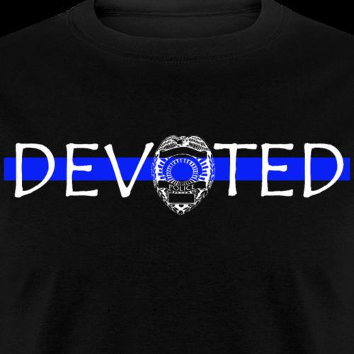 DEVOTED (Police Badge)