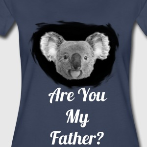 Are You My Father? Womens T-shirt - Women's Premium T-Shirt