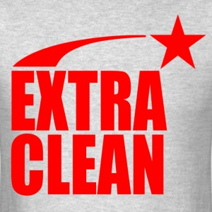 EXTRA CLEAN - Men's T-Shirt