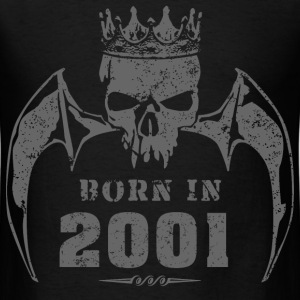 born_in_the_year_200118 T-Shirts - Men's T-Shirt