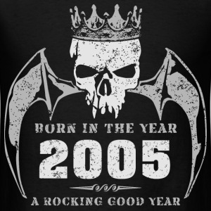 born_in_the_year_200529 T-Shirts - Men's T-Shirt