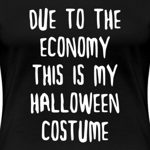 This is my Halloween costume Halloween T-shirt T-Shirts - Women's Premium T-Shirt