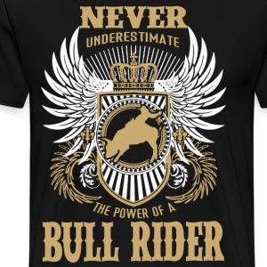 BULL RIDING - Men's Premium T-Shirt