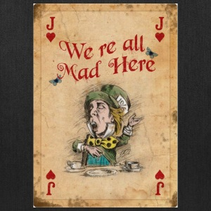 The Mad Hatter  - Tote Bag