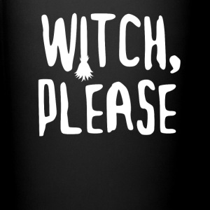Witch, please Halloween T-shirt Mugs & Drinkware - Full Color Mug
