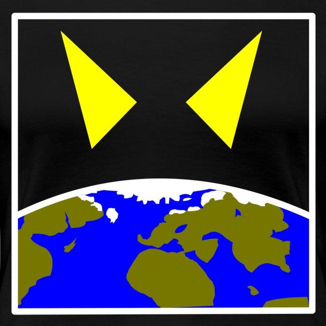 (F) Demonac World Logo T-Shirt