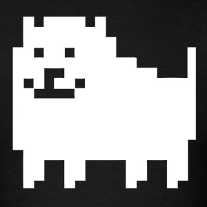 Undertale Dog - Men's T-Shirt