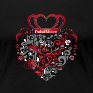 TAS - Dubai Queen - Women's Premium T-Shirt