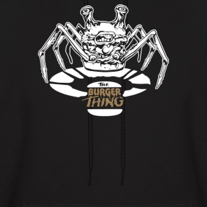 Burger Thing - Men's Hoodie