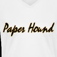 Design ~ PH Scripted V-Neck T-Shirt