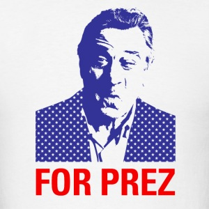 FOR PREZ - Men's T-Shirt